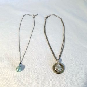 Bundle of 2 Mary Kay Consultant Prize Necklaces